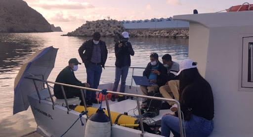 Al Hoceima : «Glider», un observatoire marin pour la cartographie