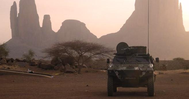 Mali : La force Barkhane de nouveau frappée