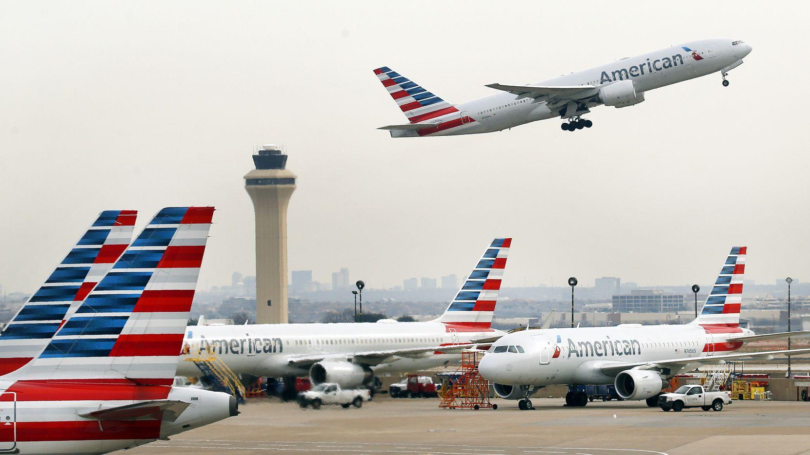 Malgré la flambée des infections, 3 millions d'Américains ont pris l'avion au cours du week-end du nouvel an