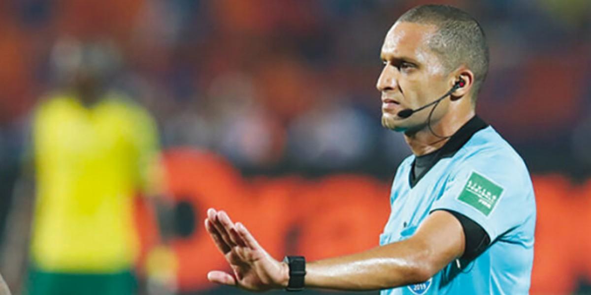 Arbitrage / Coupe du Monde des Clubs :  Redouane Jiyed arbitre assistant VAR