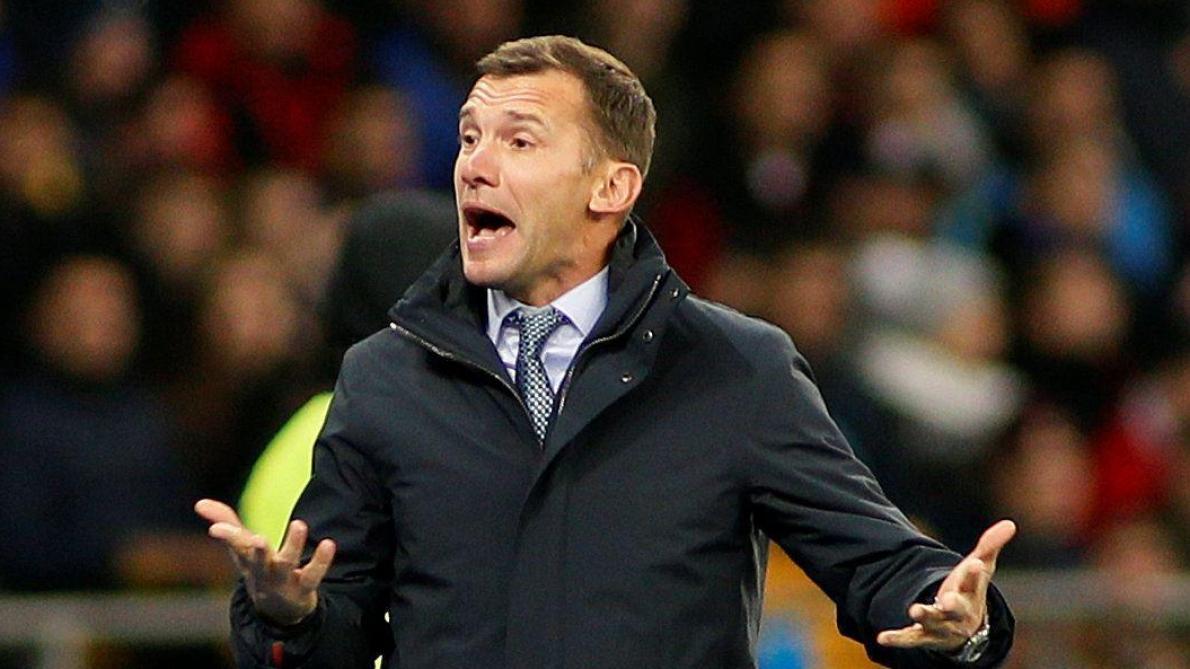 Shevchenko, futur entraîneur de Chelsea?