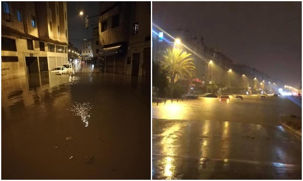 Fortes pluies à Casablanca: Lydec à la rescousse