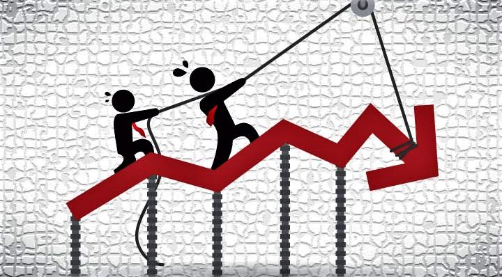 Atténuation de la baisse de la demande intérieure