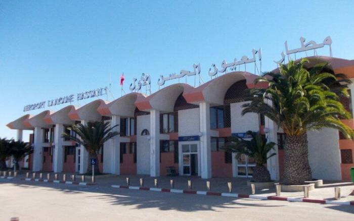 Aéroport de Laâyoune: le trafic aérien en baisse de 51% à fin novembre