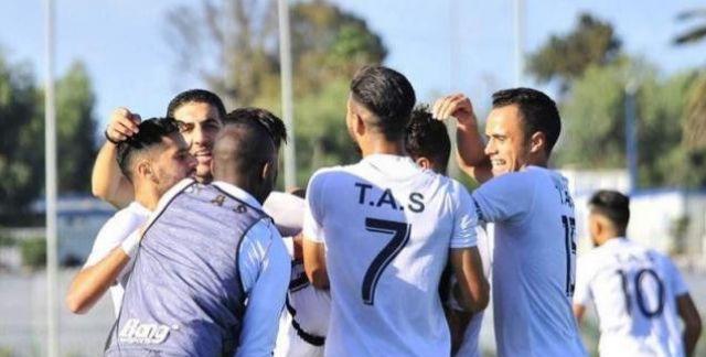 Adjobi FC-TAS (1-1) : Une performance historique, le Tihad Bidaoui se qualifie aux barrages (Coupe de la CAF)