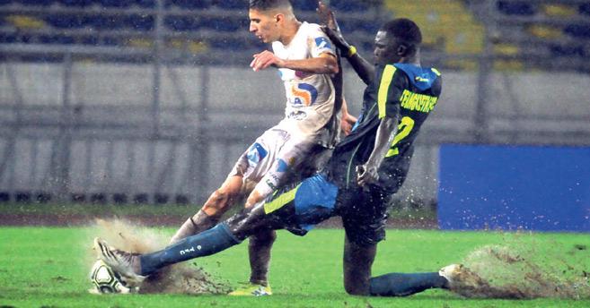 Ligue des champions  : le Raja sorti par Teungueth, un novice d'Afrique