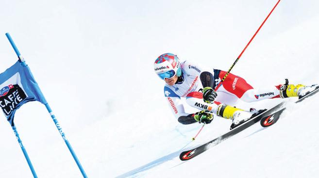 Ski alpin : L'ascension d'Odermatt face au mythe Adelboden