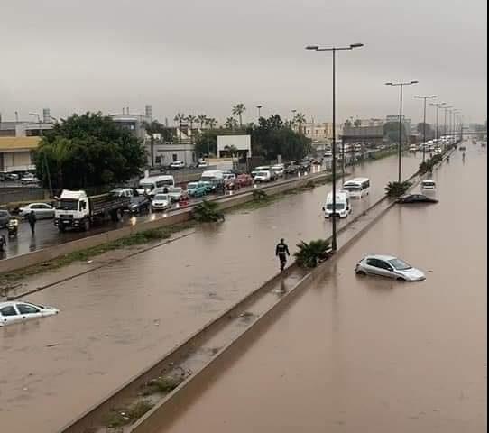 Inondations à Casablanca: La wilaya de la région tient une réunion d'urgence