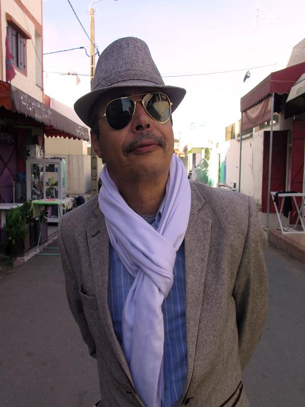 Mustapha El Qadery, Professeur universitaire et spécialiste en anthropologie sociale et culturelle