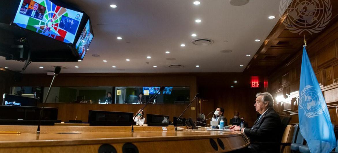 ONU : Commémoration de la première séance de l'Assemblée générale
