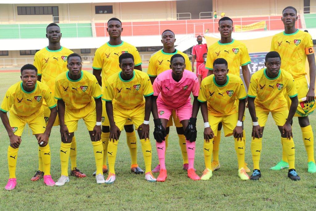 CAN U17 : La CAF disqualifie le Togo pour tricherie sur l'âge