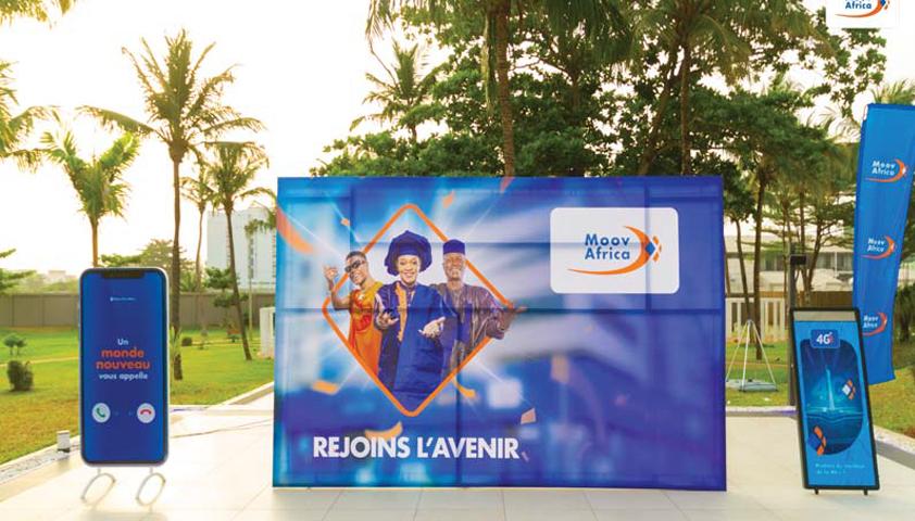 Moov Africa, une nouvelle marque du groupe Maroc Telecom