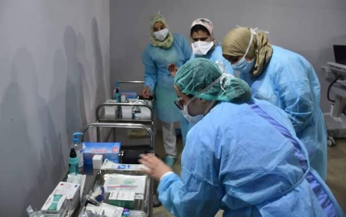 Compteur Coronavirus : 801 nouveaux cas positifs et 17 décès en 24H