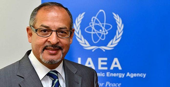 Khammar Mrabit, directeur général de l'AMSSNuR