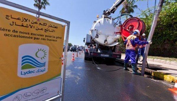 Lydec : 7887 interventions à Casablanca pour faire face aux fortes précipitations