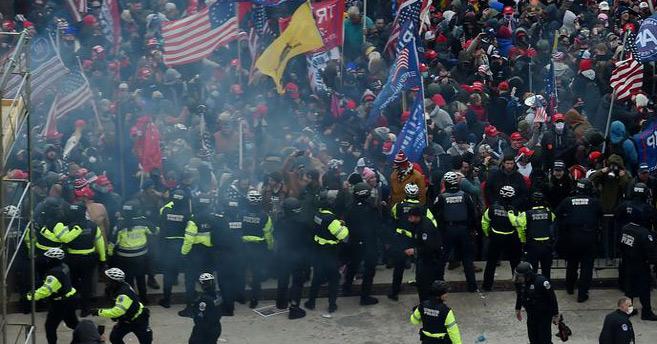 États-Unis/Investiture : Le FBI craint des manifestations de pro-Trump armés