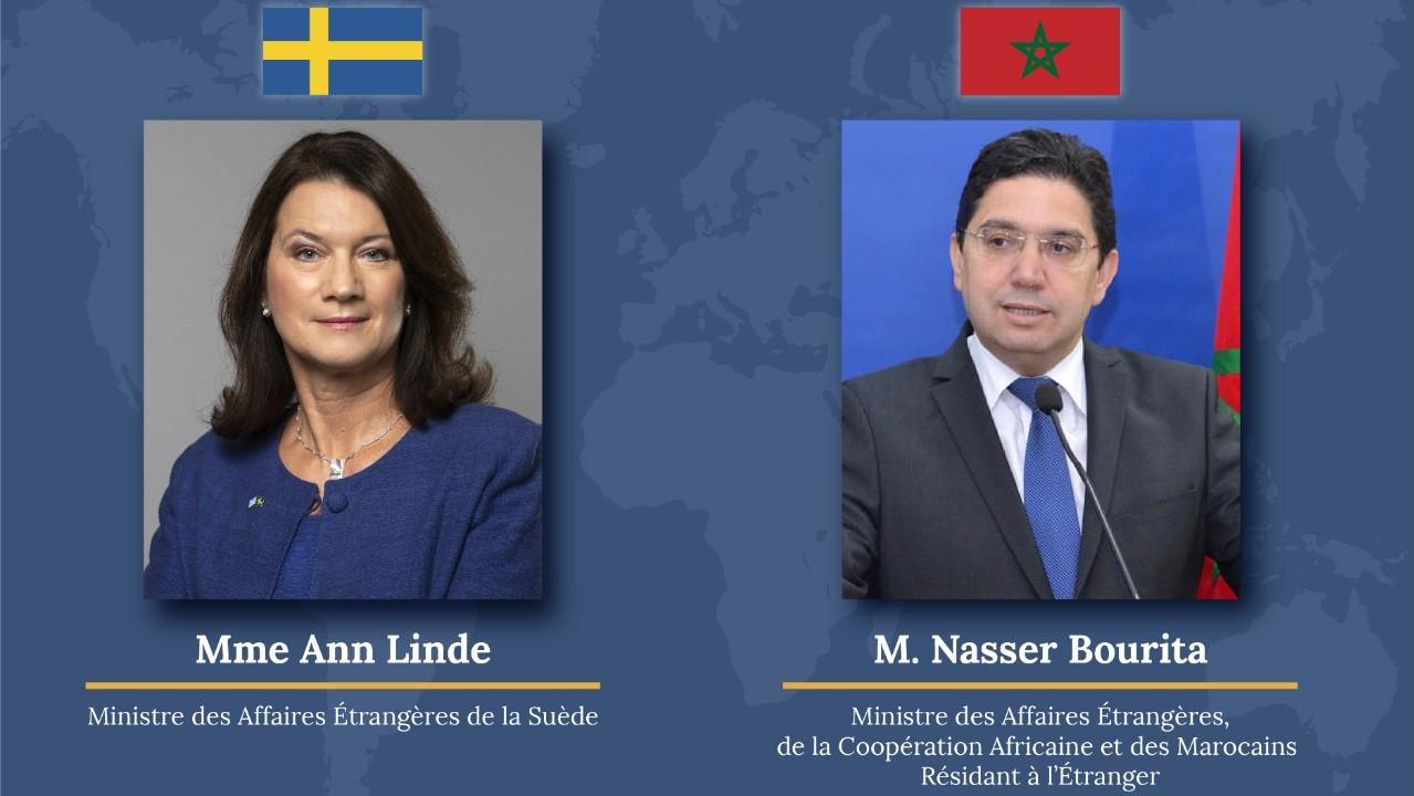 La ministre des Affaires Etrangères suédoise souligne l'importance de respecter le «cessez-le-feu»