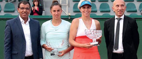 Tennis : Le retour du Grand Prix de S.A.R la Princesse Lalla Meryem