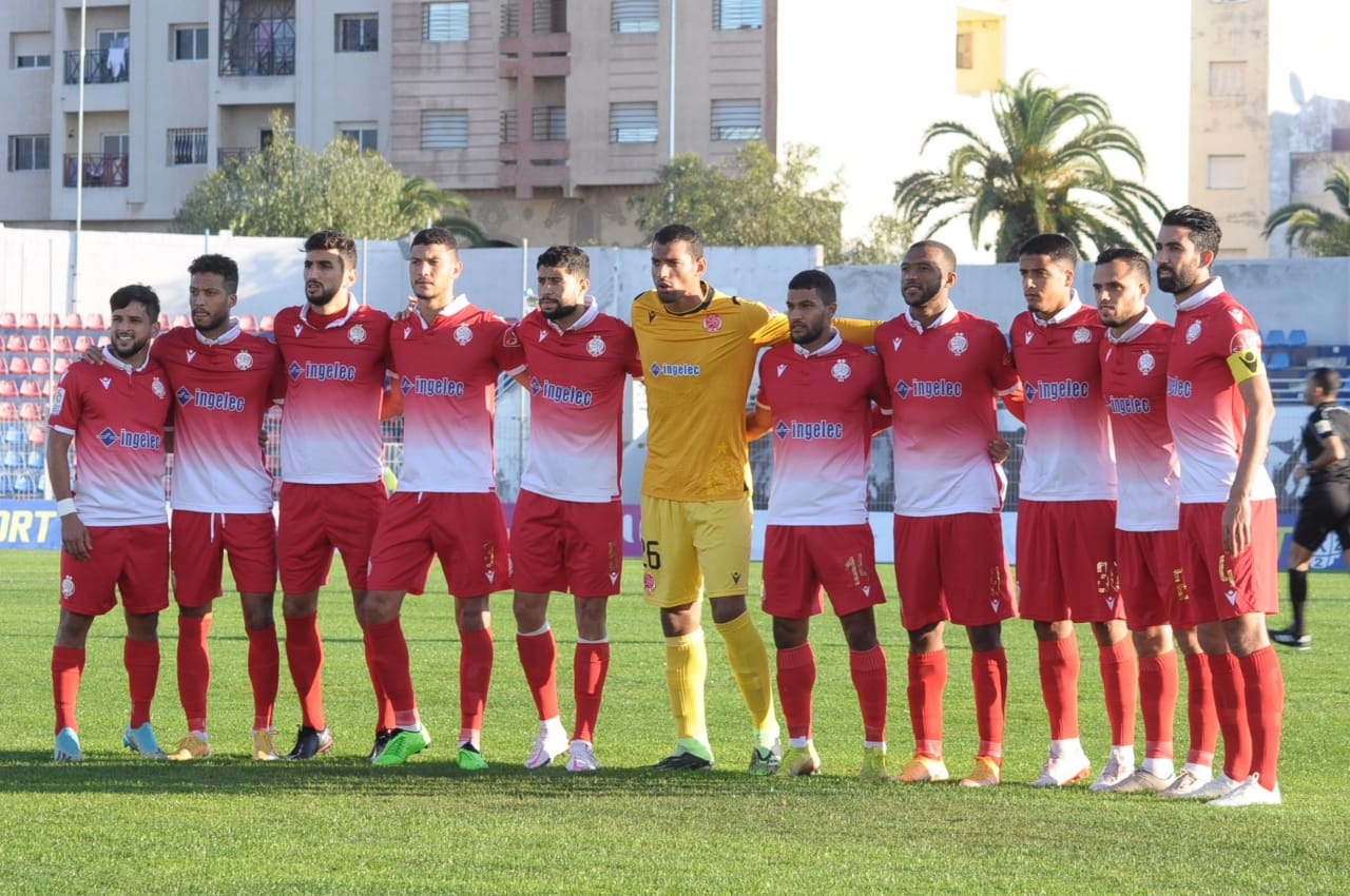 Classement mensuel de footballdatabase.com :   Le Wydad… 1er marocain, 9ème africain et 241ème mondial