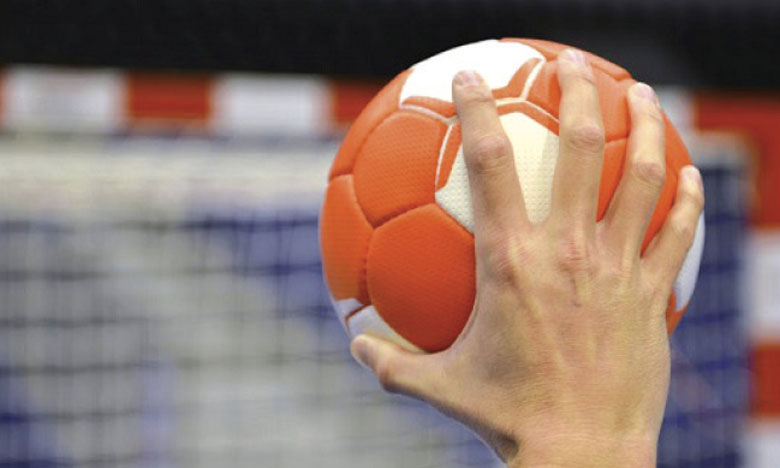 Handball/CAN: La sélection nationale des juniors en stage de préparation à Agadir