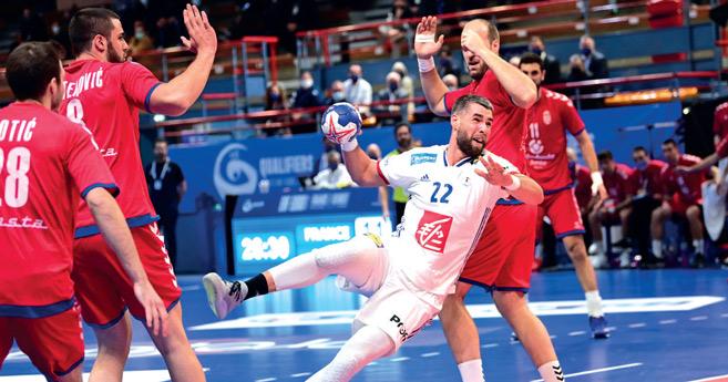 Handball : En Egypte, un Mondial indécis à tous points de vue