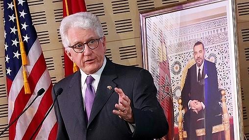 David Fischer : SM le Roi a jeté les bases d'un partenariat plus étroit avec les États-Unis