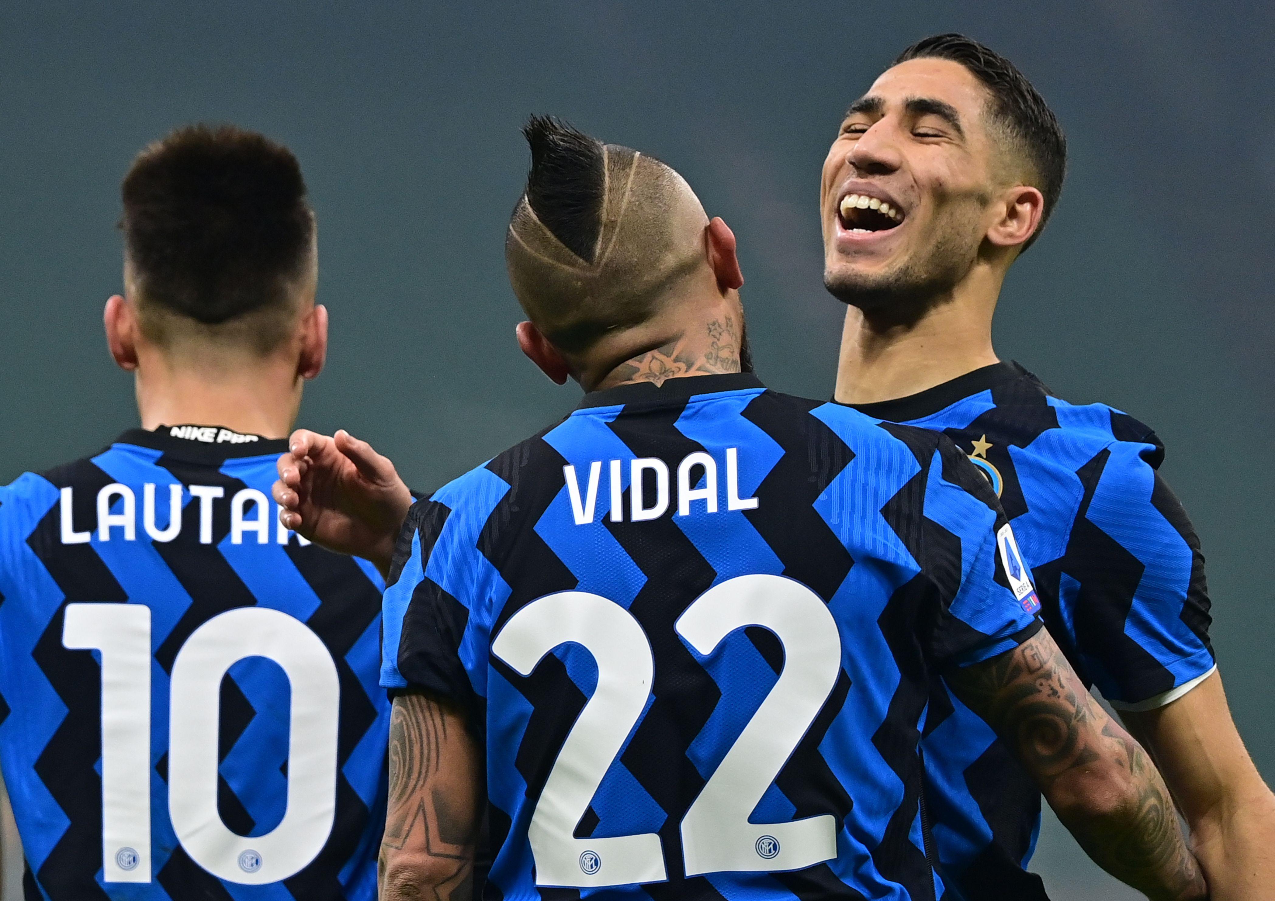 Championnat d'Italie: L'Inter de Hakimi dompte la Juventus