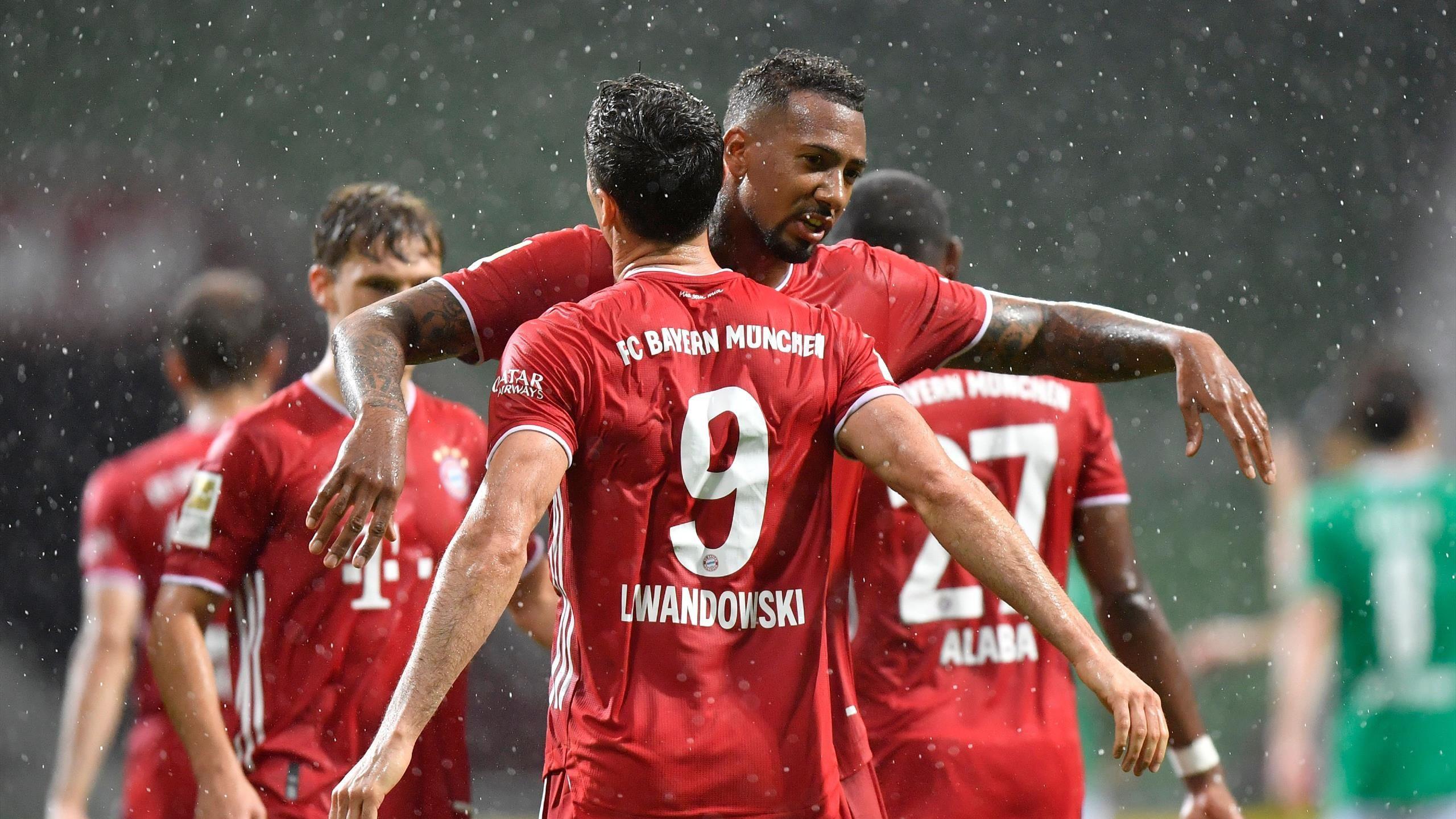 Championnat d'Allemagne: Le Bayern Munich champion d'hiver