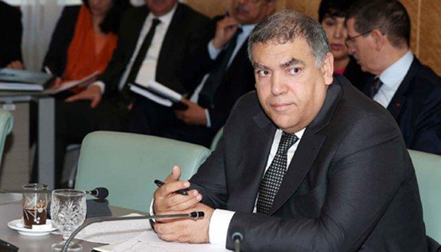 Le ministre de l'intérieur s'entretient avec son homologue israélien