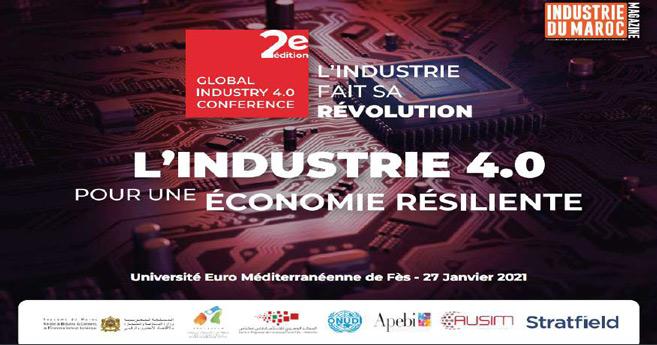 Global Industry 4.0 Conference : Une révolution industrielle au service de la résilience économique