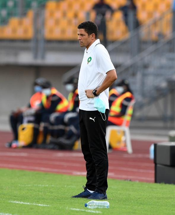 Déclaration de Houcine Ammouta :  « La victoire face au Togo est d'une importance capitale dans la course au titre »