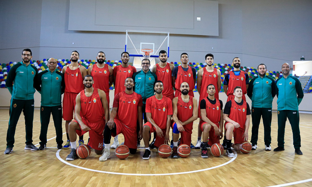 Éliminatoires Afrobasket (Tunisie, 17-21 février 2021) : Stage de l'équipe nationale seniors