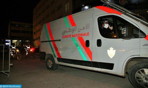 Nador: Interpellation de sept personnes pour escroquerie, enlèvement, séquestration et demande de rançon