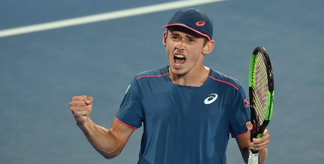 Tennis : De Minaur et Hurkacz...démarrent bien la saison