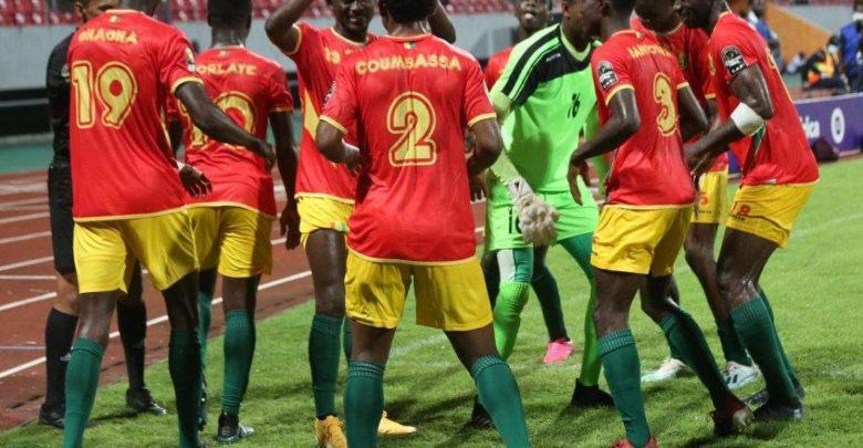Impressionnante Guinée