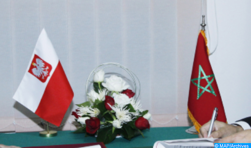 Le groupe polonais LUG signe une déclaration d'intention d'investissement dans les provinces du Sud