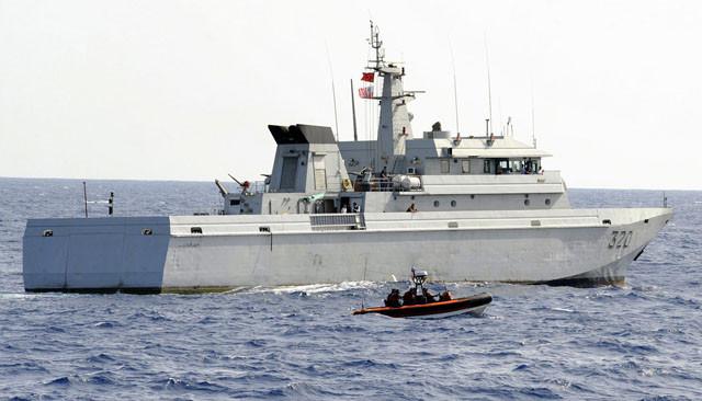 Entraînement en mer: Deux stagiaires commandos de la Marine Royale portés disparus