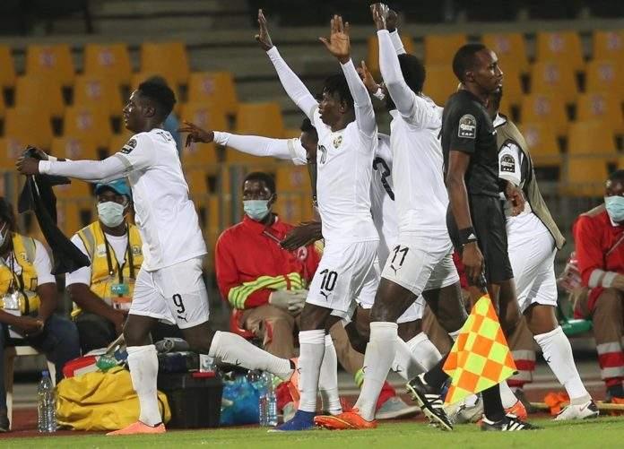 Le Togo savoure la victoire.