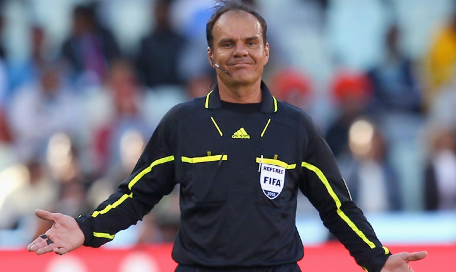 L'ancien arbitre seychellois, Eddy Maillet, responsable de l'arbitrage au sein de la CAF