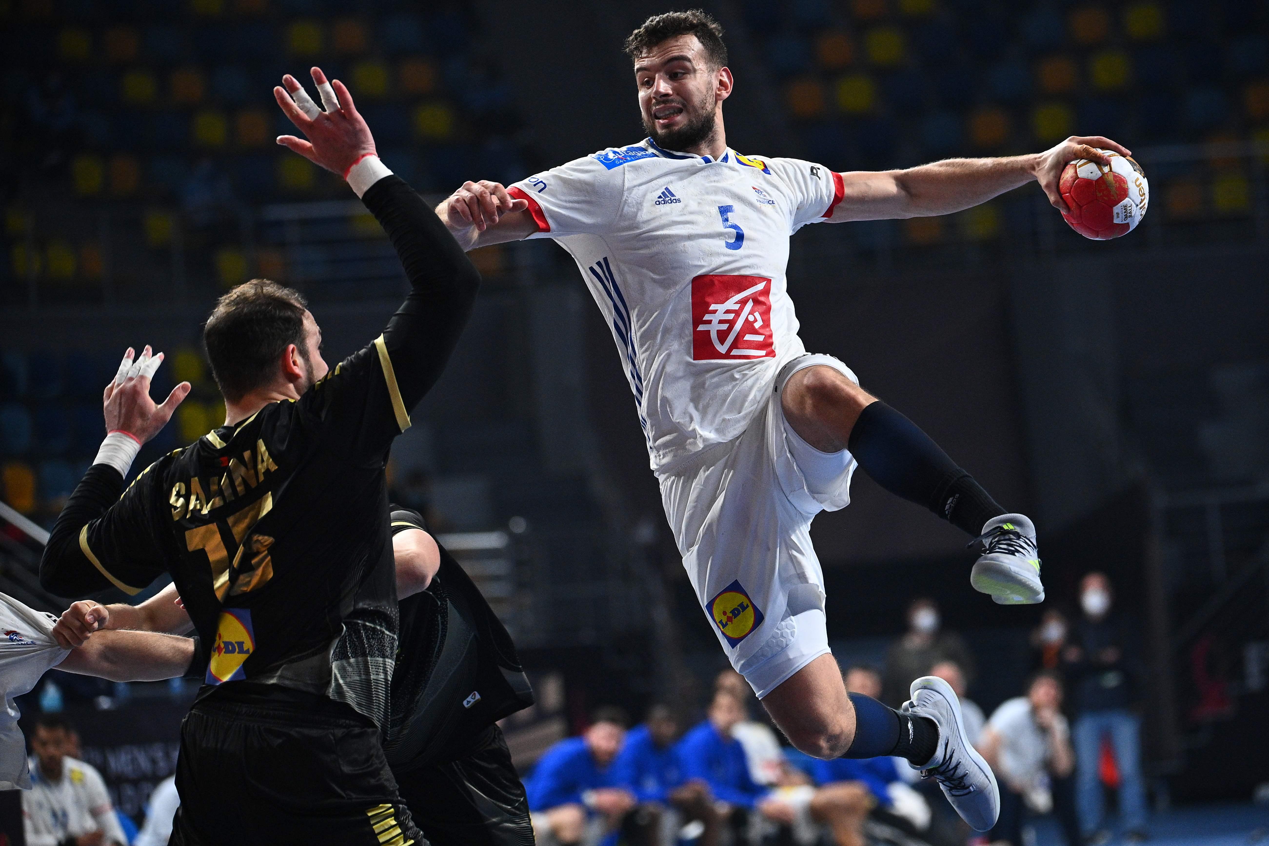 Mondial-2021 de handball: La France atteint les quarts, tout comme la Norvège, la Suède et l'Egypte