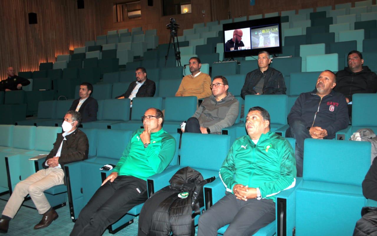 FRMF : Journée technique au profit des coaches D1