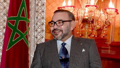 SM le Roi félicite le président portugais à l'occasion de sa réélection