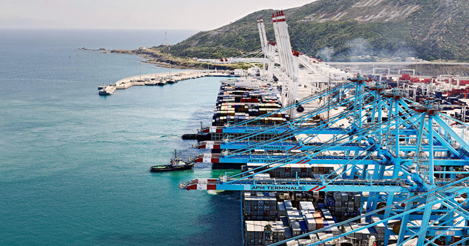 Tanger Med : Le tonnage culmine et l'Espagne rumine