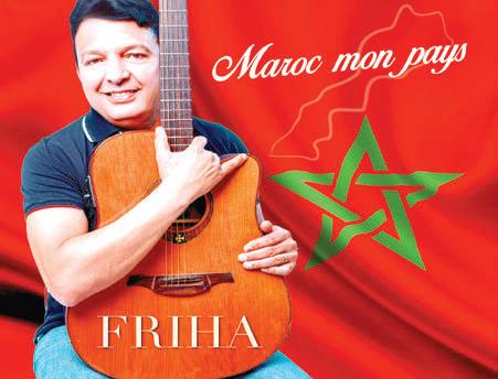 Musique : Friha un passionné de chanson qui ne manque pas d'idées