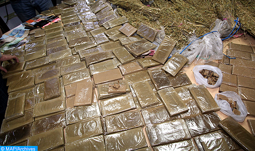 Nador : Avortement d'une tentative de trafic de cocaïne, d'héroïne et de psychotropes vers le Maroc depuis Melilia