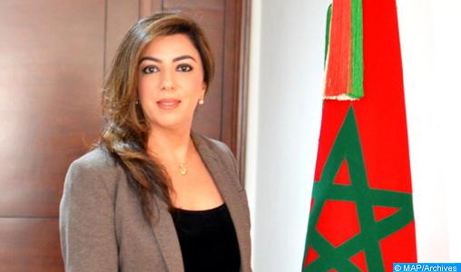 L'ambassadeur du Maroc en Colombie et en Équateur, Farida Loudaya