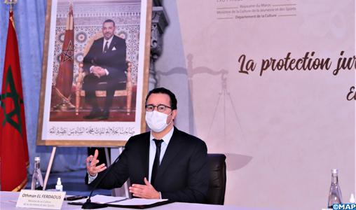 La protection juridique du patrimoine culturel au cœur d'une table-ronde à Rabat
