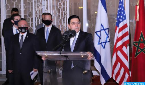 Une délégation marocaine se rendra en Israël le mois prochain