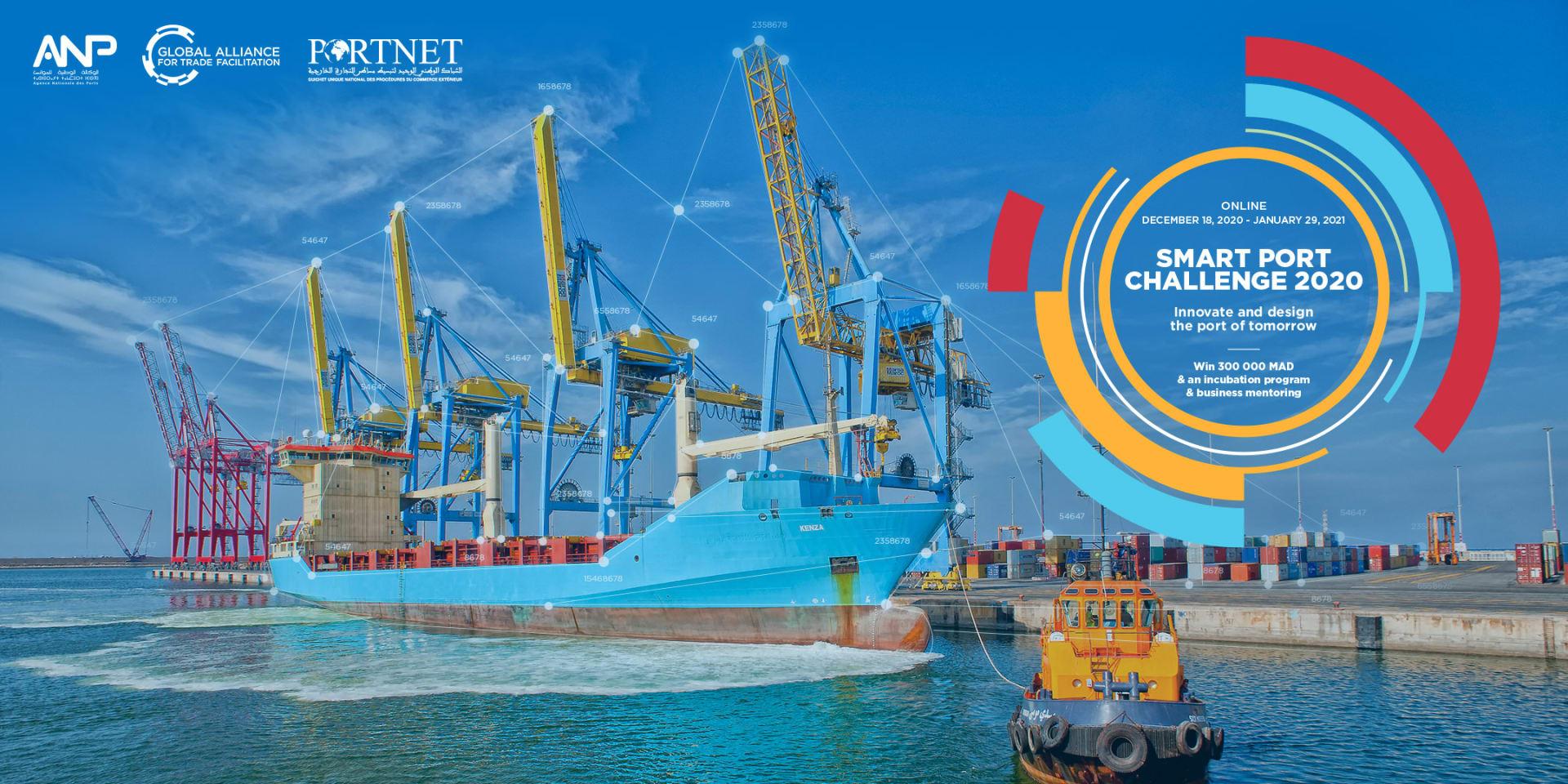 Clôture du 1er Hackathon dédié à l'innovation dans le secteur portuaire au Maroc