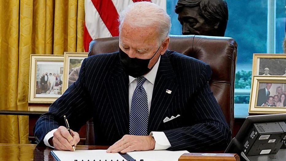 """Pour Biden, les Accords d'Abraham sont """"positifs"""" pour le PO et pour les Etats-Unis"""